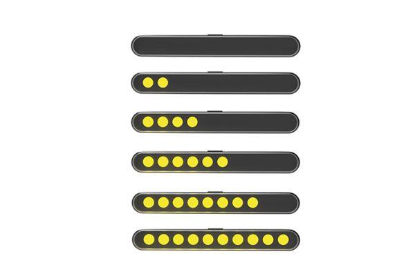 highsider Moduł migaczy sekwencji STRIPE-RUN