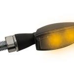 HIGHSIDER LED-Blinker BLAZE, schwarz, getönt