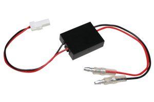 Vervangingselektronica box 2 voor LED-indicatoren BLAZE, met JST-stekker wit