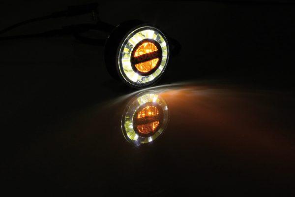 highsider Kierunkowskaz/światło pozycyjne LED ROCKET