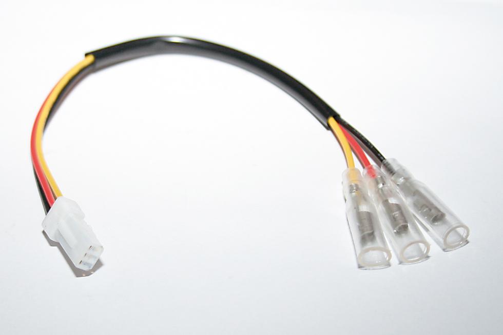 highsider Adapterkabel baklyse TYP 8 för Ducati