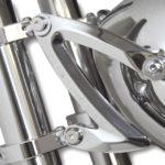 HIGHSIDER CNC lamphållar-set Z-STYLE, för 47+49-50+52+54 mm