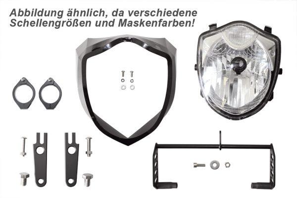 HIGHSIDER BA1 strålkastar-set för 42+43 mm