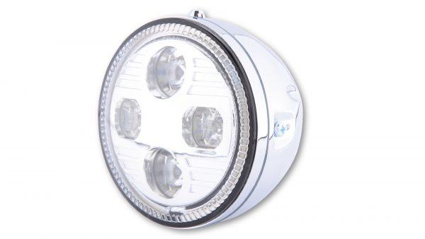 HIGHSIDER 5 3/4 tum LED-huvudstrålkastare ATLANTA