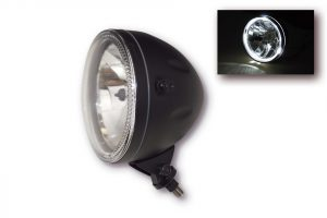 HIGHSIDER 5 3/4 Zoll Hauptscheinwerfer SKYLINE, LED Standlichtring - schwarz