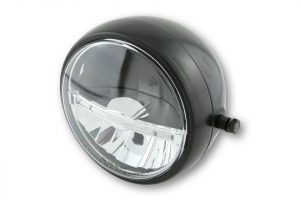 HIGHSIDER 5 3/4 Zoll LED-Hauptscheinwerfer JACKSON, schwarz - schwarz