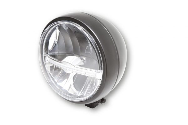 HIGHSIDER 5 3/4 tum LED-huvudstrålkastare JACKSON