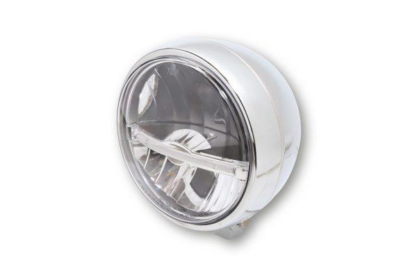 5 3/4 Zoll LED Hauptscheinwerfer JACKSON - chrom
