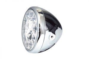 HIGHSIDER 7 Zoll LED-Scheinwerfer RENO TYP 1 - chrom