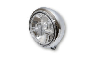 HIGHSIDER 7 tum LED-strålkastare HD-STYLE TYP 3