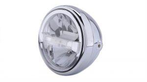 LED Scheinwerfer RENO TYP 4 - chrom