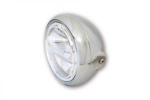 7 Zoll LED Hauptscheinwerfer VOYAGE - chrom