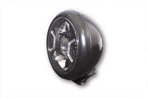 HIGHSIDER 7 tum HD-STYLE TYP 2 LED-strålkastare