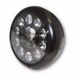 HIGHSIDER 7 tum HD-STYLE TYP 1 LED-strålkastare