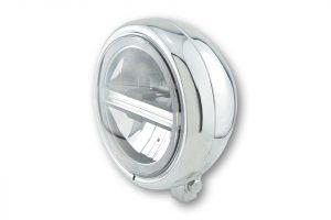 HIGHSIDER 5 3/4 inch LED-spot PECOS TYP 6 met TFL, chroom, 5 3/4 inch.