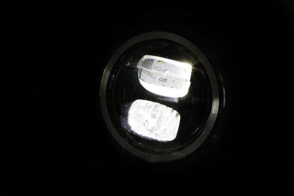 highsider 5 3/4 inch LED-straler PECOS TYP 7