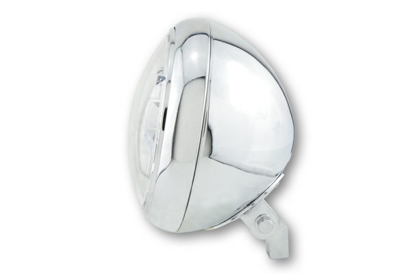 HIGHSIDER 7 inch LED-straler YUMA 2 TYP 3, chroom