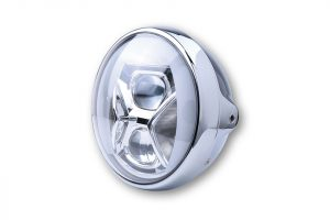 highsider 7 inch LED-spot BRITISH-STYLE TYPE 8