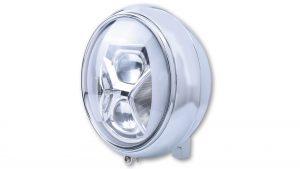 7 inch LED-koplamp YUMA 2 TYP 8 met TFL, bochtverlichting, 7 inch LED-koplamp met TFL, bochtverlichting