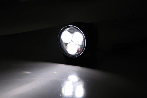 HIGHSIDER LED-helljusstrålkastare SATELLITE