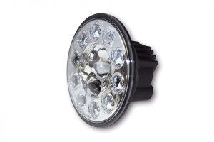 HIGHSIDER LED-Hauptscheinwerfereinsatz Typ 1, 7 Zoll, sw - chrom