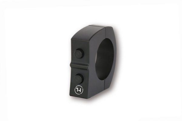 HIGHSIDER CNC brytare med 2 knappar, svart