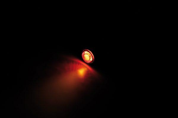 HIGHSIDER LED-achterlicht, remlicht, remlicht, richtingaanwijzer APOLLO CLASSIC, zwart