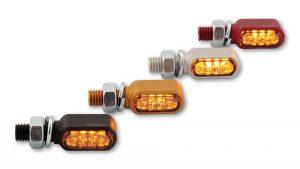 highsider Światło tylne LED, światło hamowania, kierunkowskazy LITTLE BRONX