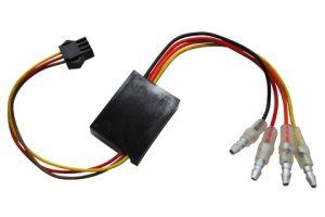 highsider Reserv-elektronikbox 1 för bakljus-/blinkers-enhet BLAZE