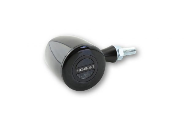 HIGHSIDER ROCKET CLASSIC LED-achterlicht, remlicht, richtingaanwijzer, zwart