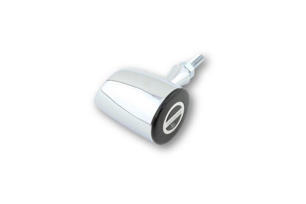 HIGHSIDER ROCKET CLASSIC LED-achterlicht, remlicht, knipperlicht, richtingaanwijzer, chroom