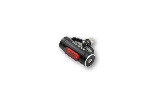 HIGHSIDER LED-achterlicht CONERO T1, rood glas, HIGHSIDER LED-achterlicht