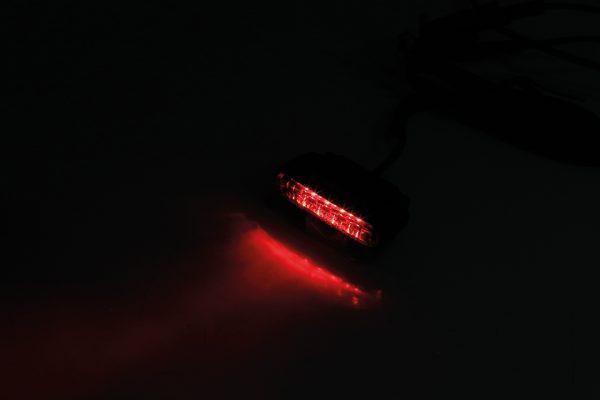 highsider LED-achterlicht ORGANISCHE achtergrondverlichting
