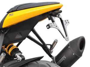 HIGHSIDER regskyltshållare EBR 1190 SX/RX
