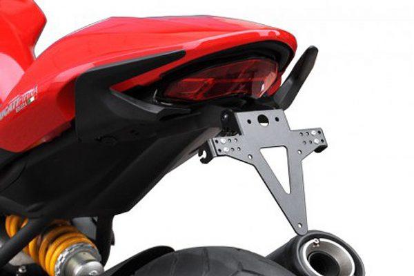 HIGHSIDER regskyltshållare för Ducati Monster 1200, 14-