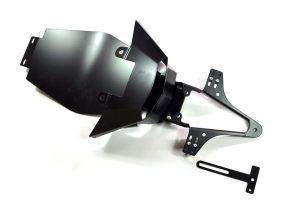 HIGHSIDER regskyltshållare KTM 125 Duke / 200 / 390 Duke