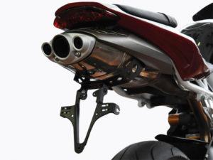 HIGHSIDER regskyltshållare Daytona 675