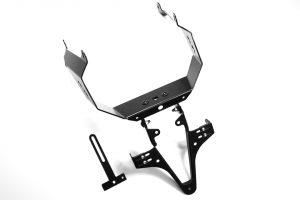 HIGHSIDER regskyltshållare för Honda CBR 600 RR 07-12