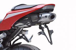 HIGHSIDER regskyltshållare för Honda CBR 600 RR fr.o.m årsmodell 13