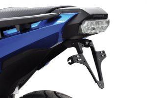 HIGHSIDER regskyltshållare för Honda NC 750X 16-
