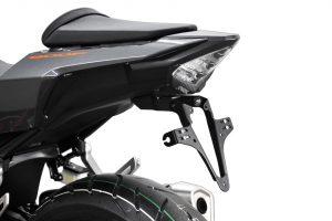 HIGHSIDER regskyltshållare för Honda CB 500 F / R 16-