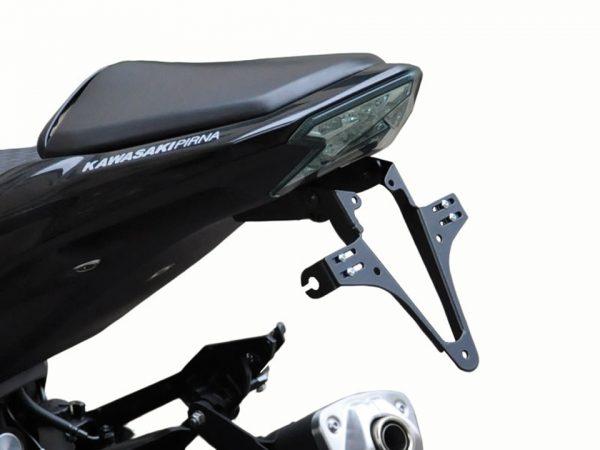 HIGHSIDER regskyltshållare Kawasaki Z 800 /e version, fr.o.m årsmodell 13