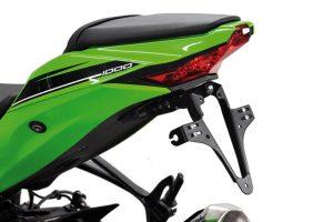 HIGHSIDER regskyltshållare Kawasaki ZX10R fr.o.m årsmodell 16