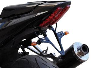 HIGHSIDER regskyltshållare Suzuki SV 650 årsmodell 03-10 / SV 1000