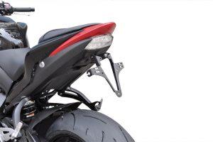 HIGHSIDER regskyltshållare Suzuki GSX-S 1000 /F årsmodell 15-