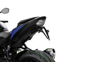 HIGHSIDER regskyltshållare Suzuki GSX-S 750 årsmodell 17-