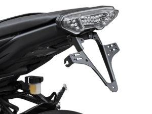 HIGHSIDER regskyltshållare Yamaha MT-09