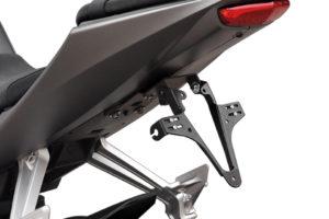 HIGHSIDER regskyltshållare Yamaha YZF R125 14-18