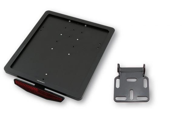 highsider Płyta CNC z uchwytem Uni- typ 2