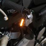 HIGHSIDER styrändsspegel MONTANA med LED Blinker